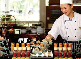 An Acclaimed Afternoon Tea, at The Museum, Centara Grand Hua Hin
