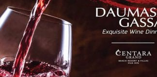 An Evening with Daumas Gassac Exquisite Wine Dinner
