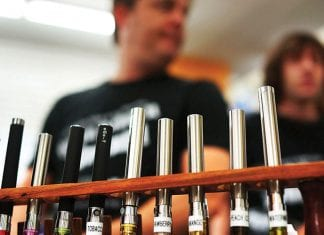Ban on E-Cigarettes Under Study After Enforcement Problems Emerge