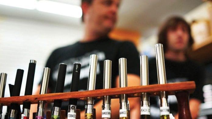 Ban on E-Cigarettes Under Study After Enforcement Problems Emerge
