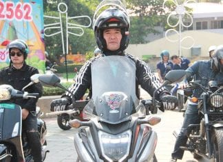 Campaign For Motorcycle Helmet Use