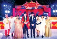 Centara Grand Hua Hin Toasts 2019 in Grand Style