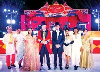 Centara Grand Hua Hin Toasts 2019 in Grand Style