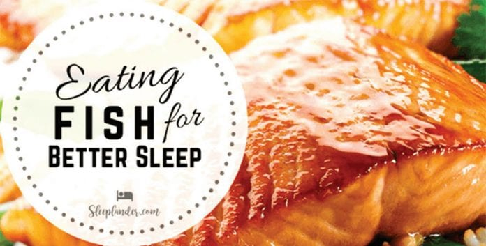 Eating fish is linked to better sleep and higher i.q. for kids