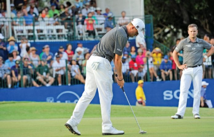 In or Out? What Will You Do With The Flagstick?
