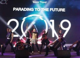 Parading to the Future Dusit Thani Hua Hin New Year Eve CelebrationsParading to the Future Dusit Thani Hua Hin New Year Eve Celebrations