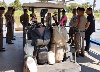 Korean Golfers Drown in Phitsanulok Buggy Accident