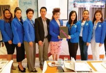 Hua Hin – Cha-am Tourist Association monthly meeting at Milano Hua Hin