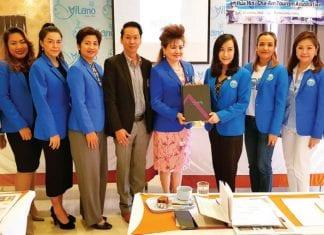 Hua Hin – Cha-am Tourist Association monthly meeting at Milano Hua Hin