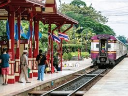 "Hua Hin Railway Station ""Top 10 Unseen Thailand"" Delights for Chinese Visitors"