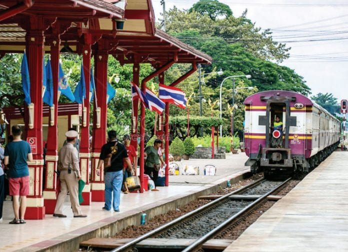 """Hua Hin Railway Station """"Top 10 Unseen Thailand"""" Delights for Chinese Visitors"""