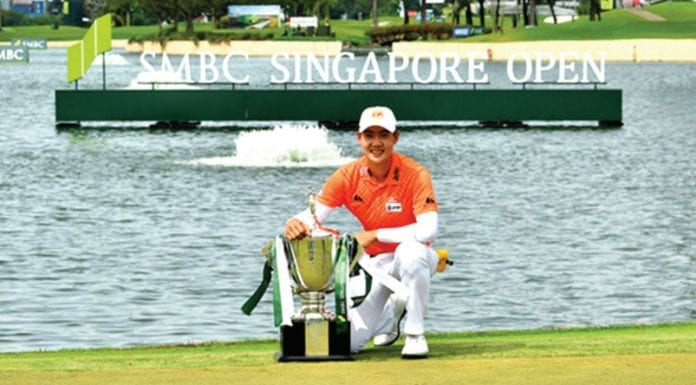 Jazz Shoots a Final Round 65 to Win the Singapore Open for Thailand