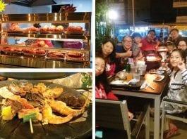 Korean Style BBQ in Hua Hin