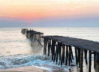 Fund Raising to Repair a Landmark Wooden Pier