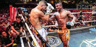 Muay Thai: Buakaw Banchamek stops Niclas Larsen with knockout victory in All Star Fight