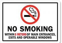 Smokers beware: Strict anti-smoking rules now in effect throughout Thailand
