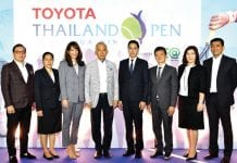 A Rising Star Takes the Thailand Open at True Arena