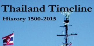'Thailand Timeline'; A Remarkable Written History