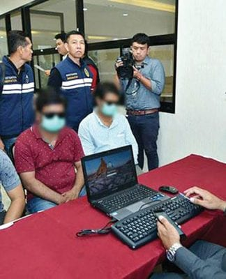 Thai immigration crackdown on marriage visa scams
