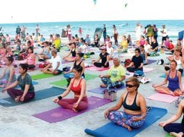 Yoga Flow in Hua Hin