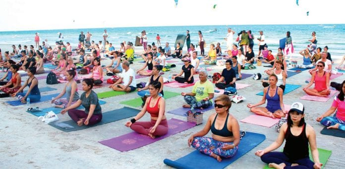 Yoga Flow in Hua Hin