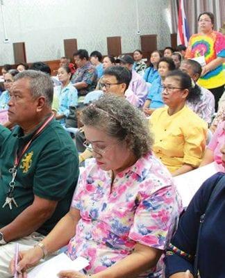 1 Baht Per Day for Community Welfare