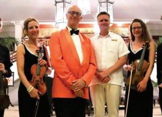 An Evening In Full Swing with Biggles Big Band at Centara Grand Beach Resort & Villas Hua Hin