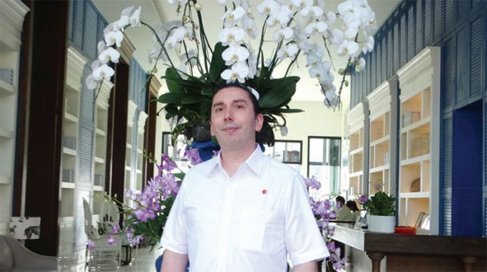 Introducing Amari Hua Hin's New General Manager Jean-Matthieu Beroujon