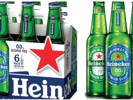 Heineken launches non-alcoholic beer in Thailand