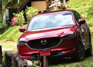 Mazda CX-5 2.2 XDL