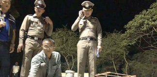 Police Seize Truckload of Live Pangolins Driver Arrested - Sam Roi Yot