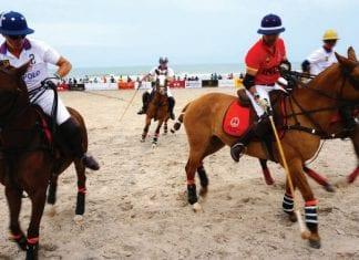 Asian Beach Polo Championship