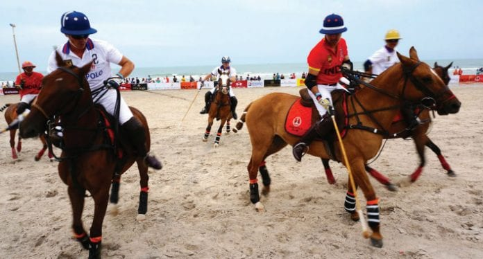 Asian Beach Polo Championship