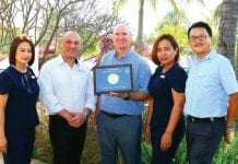 Sheraton Hua Hin Resort & Spa Received Guest Review Awards 2018 from Booking.com