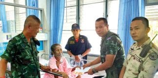 Suffering Asthma and Muscle Weakness - Woman Helped