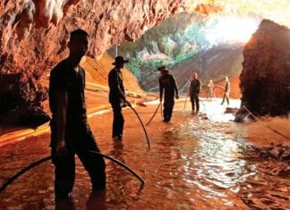 Thailand cave rescue to be made into Netflix series