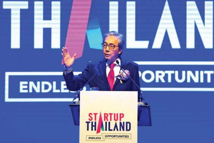 Thailand and Hong Kong ink deal to boost start up development