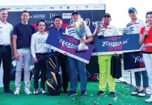 Thailand Long Drive Championship 2019 at Black MountainThailand Long Drive Championship 2019 at Black Mountain