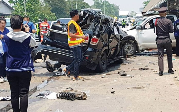 386 killed during 'Seven Dangerous Days', huge surge in drunk driving