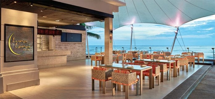 4 Scenes for 4-course with wine pairing at Sheraton Hua Hin Resort & Spa