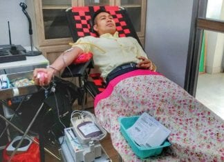 Blood Donation Project from PEA
