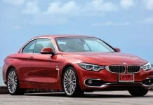 BMW 430i Convertible or Topless in 20 Sec Motoring JOY In a Two-Door Turbo Cabriolet