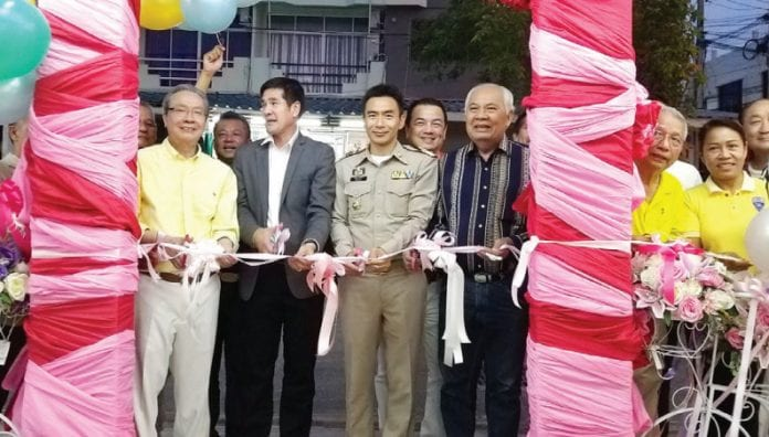Grand Opening Jaya Food Court