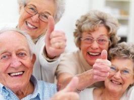 Pneumonia, a serious health risk from having influenza, in Elders