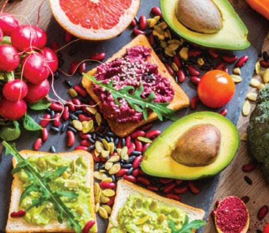 The rise of plant-based diets