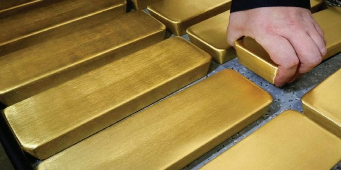 Gold Worth Billions Smuggled Out of Africa