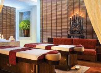 Designated as The First Luxurious Shine Spa for SheratonTM in Thailand