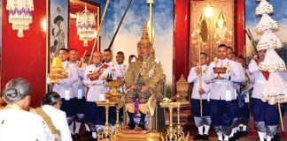 Thai govt announces May 4 Coronation Day as new official holiday