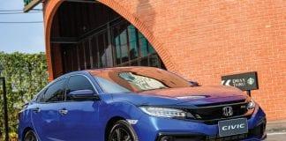 Honda CIVIC 1.5L RS Turbo 10th Gen Civic Fully Loaded and Kickass Turbocharged