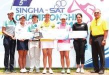 Thailand's PGA & LPGA Championships Come to Town